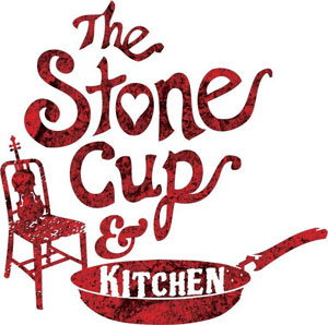 Stone Cup and Kitchen
